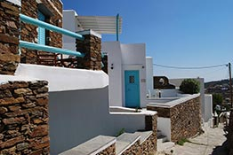 Accommodation at Sifnos