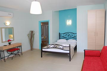 Hotel Kampos Home at Pano Petali of Sifnos - Rooms Standard