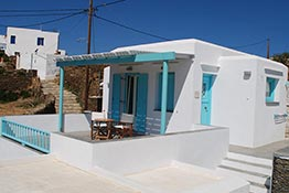 Superior rooms at Kampos Home in Sifnos